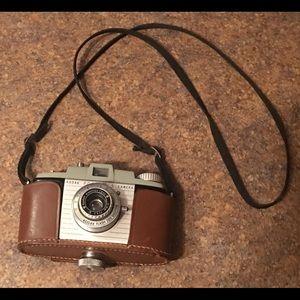 Other - Vintage Kodak Film Camera w/ Shoulder Strap